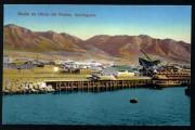 Muelle de obras en el puerto