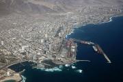 Puerto de Antofagasta y bahía