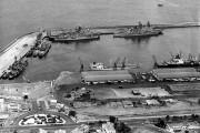 Vista panóramica del puerto de Antofagasta