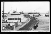 Vista parcial del puerto