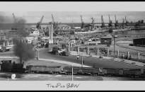 Vista general del puerto