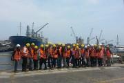Alumnos visitan instalaciones de ATI