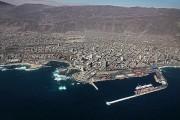 Borde costero y Puerto de Antofagasta