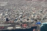 Vista desde ATI hacia el centro de la ciudad