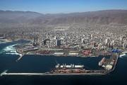 Vista panorámica del puerto y la ciudad (2)